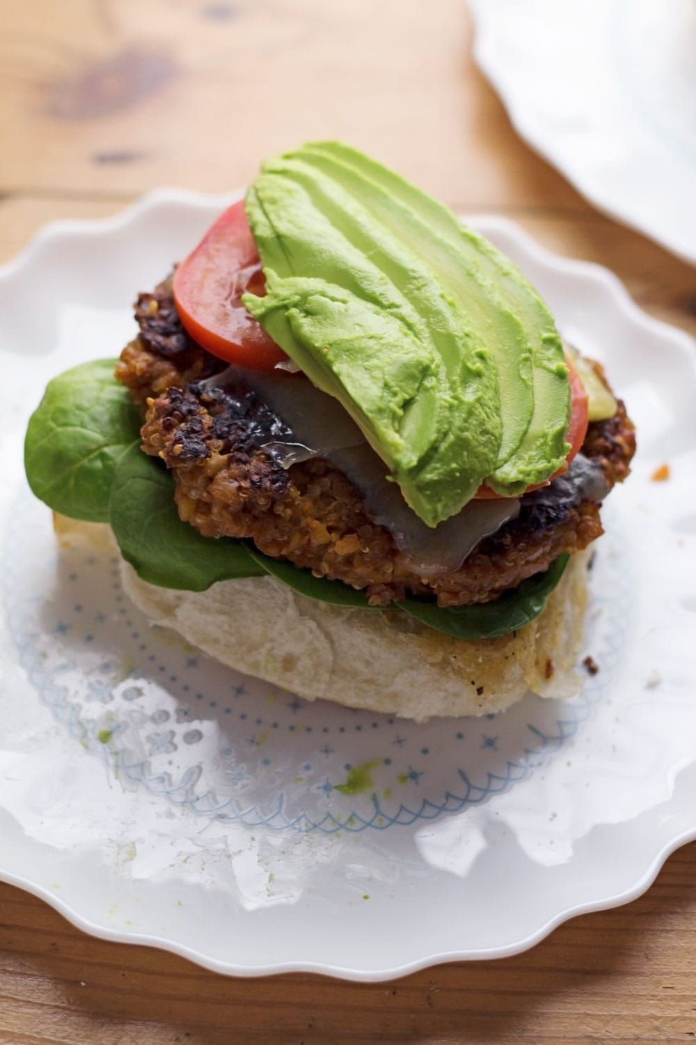 Chickpea Quinoa Veggie Burgers The Cook Report Recipes