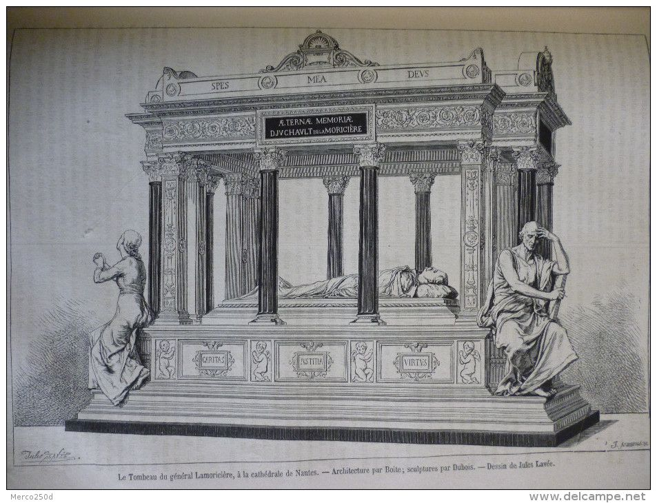 dessin de Lavée - Delcampe.fr