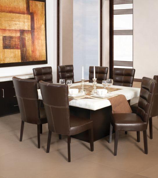 En muebles placencia tenemos varios comedores de for Comedores ashley