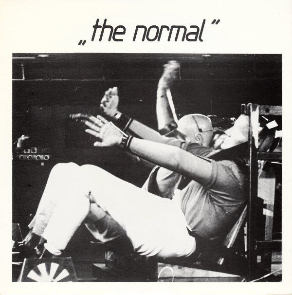 The Normal T V O D Warm Leatherette Vinyl At Discogs Record Sleeves Post Punk Leatherette