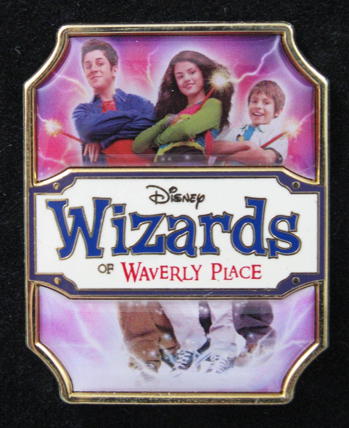 Wizards Of Waverly Place 2008  Selena Gomez  Wizards -2467