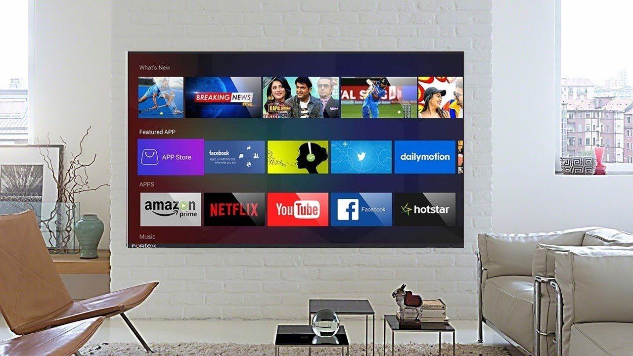 Fortex 43 Inch Full Hd Led Smart Tv Fx43mac01 Smart Tv
