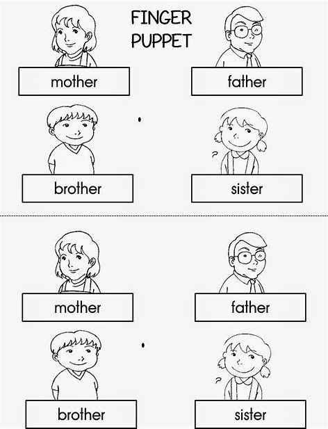 450 Coloring Pages For Family Members , Free HD Download