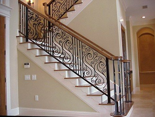 Interior Staircase Ideas | Interior stairs: options for recovery ...