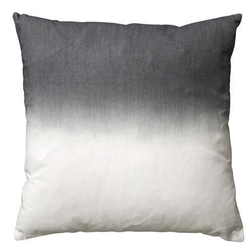 Coussin dégradé gris
