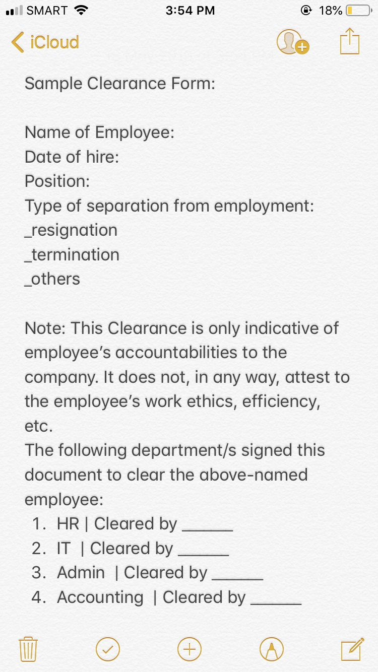 Certificate Of Employment And What You Need To Know