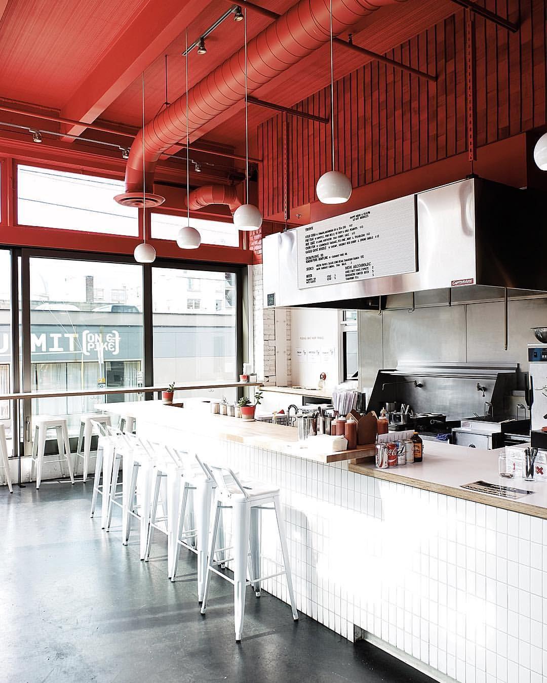 Michael Chan On Instagram Firestone Kygomusic Restaurant Interior Design Restaurant Interior Red Interior Design