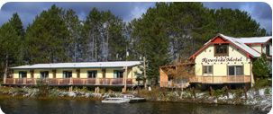 Hayward Wisconsin Motels The Riverside Motel Offers Great Rooms Rates Lodging