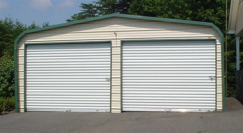 Best 24X36 Regular Metal Garage Ct Ma De Dc In Md Nj 640 x 480