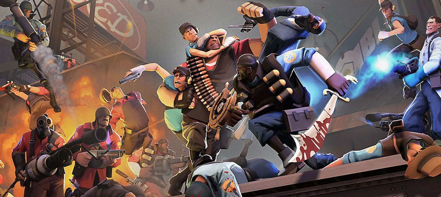 Team Fortress 2 Has Set A Personal Record For The Number Of Players Over The Years Team Fortress 2 Team Fortress Halloween Update