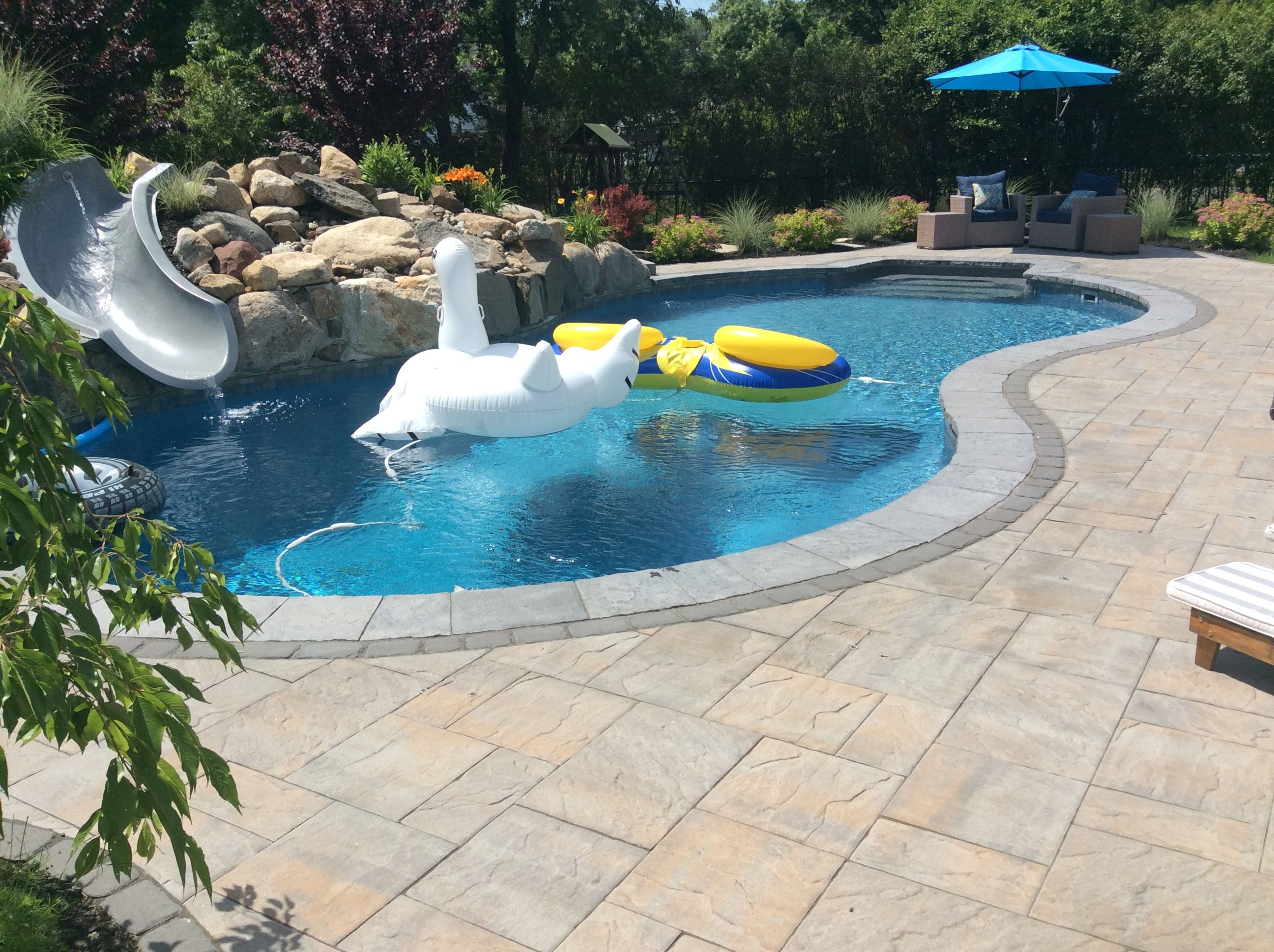 Create The Pool Patio You Have Always Dreamt Of! Click The Photo For More  Pool Patio Photographs From Cambridge Paveru0027s Design Gallery.