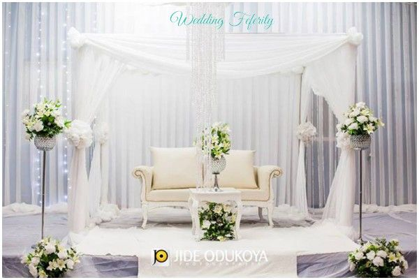 Nigerian wedding decor traditional and white wedding ideas nigerian wedding decor ideas photos of wedding decoration inspiration from real white and traditional weddings junglespirit Choice Image