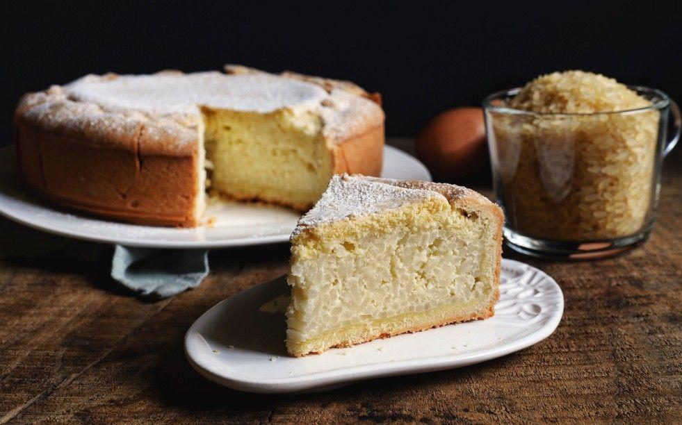 Torte Da Credenza Definizione : Torta di riso ricetta dolci da credenza torte