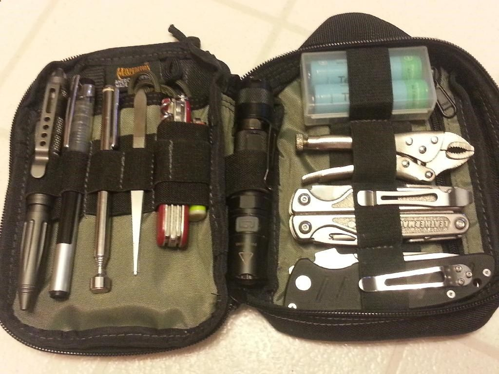 maxpedition fatty  Maxpedition fatty, great images and examples of items to fill up ...