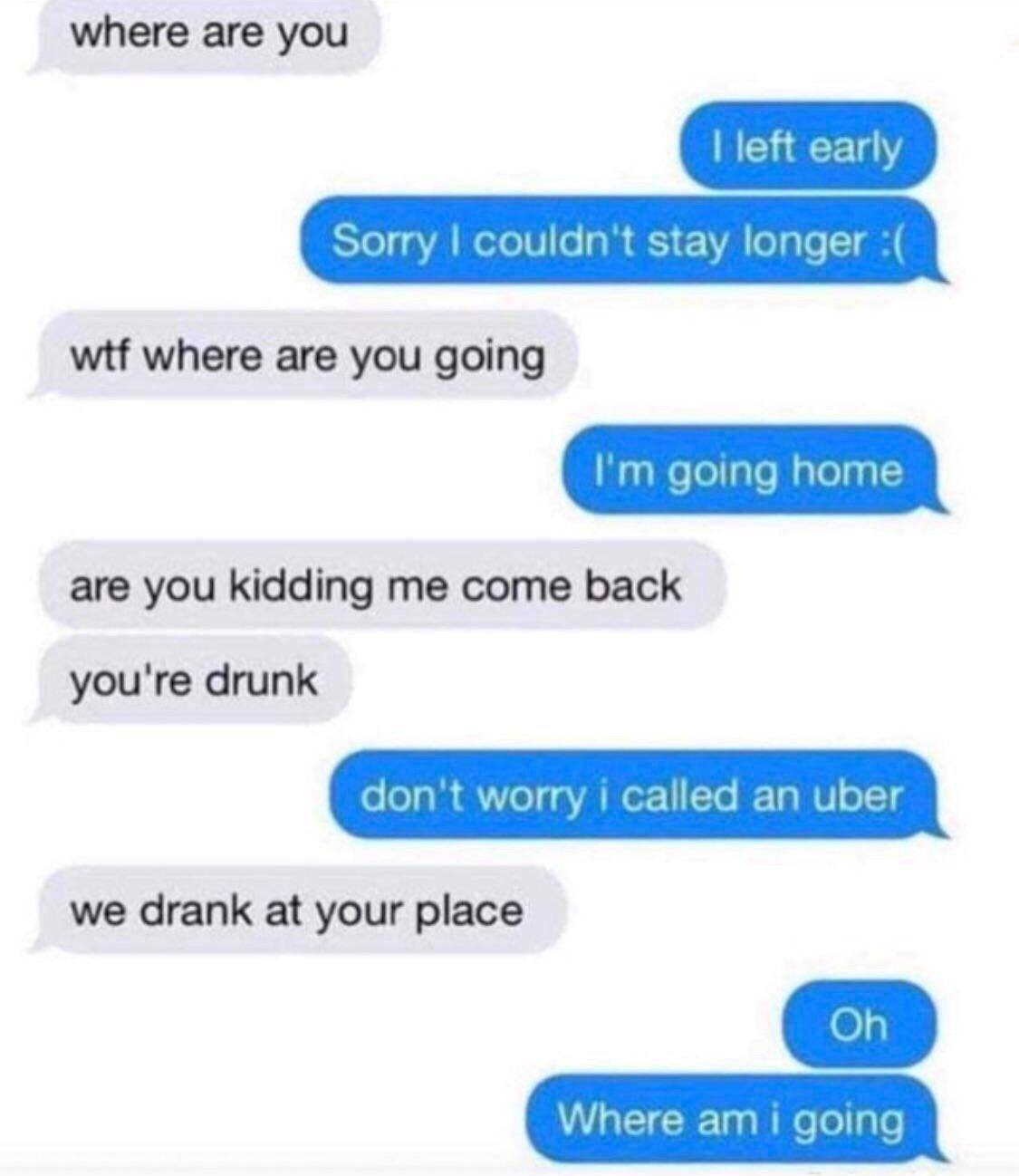 19 Pictures That Prove Drunk People Are The Absolute Best Type Of People