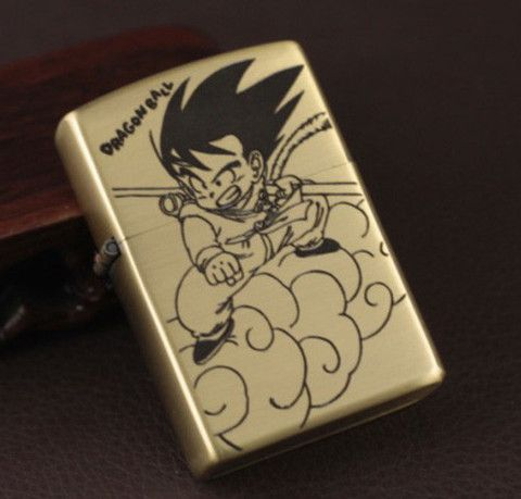 dragon ball windproof refillable