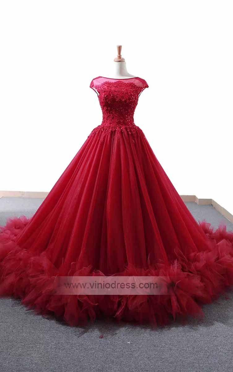 Strapless Gold Prom Dresses 60s Vintage Ball Gown Princess Dress Fd1053 Red Ball Gowns Vintage Ball Gowns Prom Dresses Ball Gown [ 1200 x 753 Pixel ]