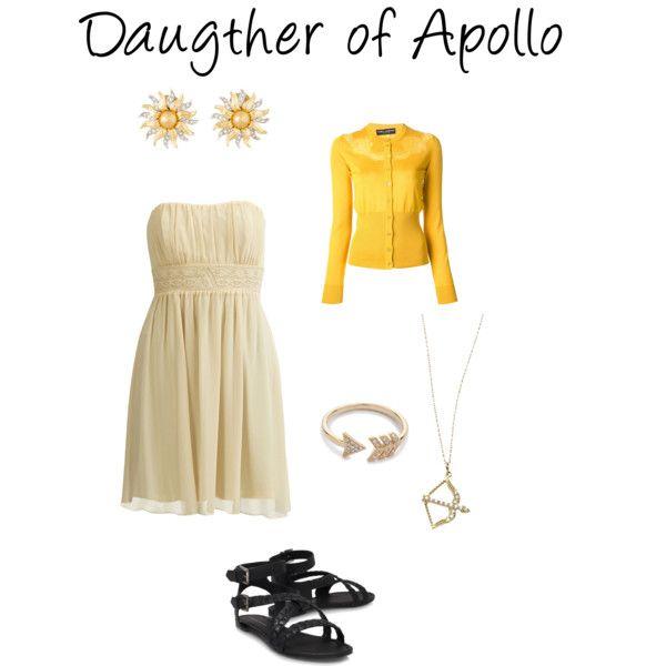Daughter of Apollo: Cabin 7   Percy Jackson Olympians ...