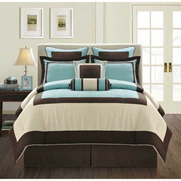 18 tolle bettw sche tipps wundersch ne vorschl ge f r ihr schlafzimmer schlafzimmer. Black Bedroom Furniture Sets. Home Design Ideas