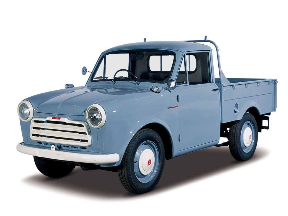 15 Pickup Trucks that Changed the World   Compact trucks and Cars