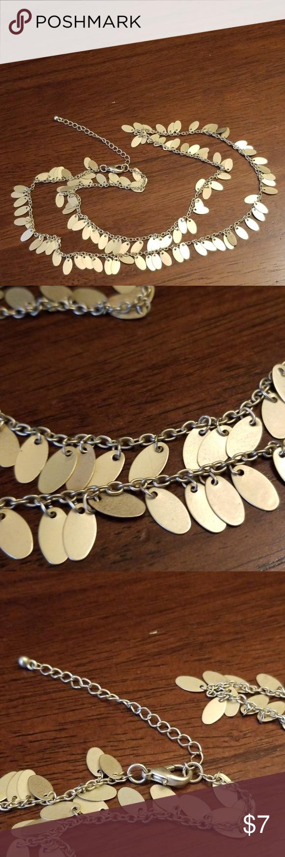 """Photo of Lange goldene Halskette 30 """"plus 3"""" Extender. Gold getönt. Keine Mängel Schmuck …"""