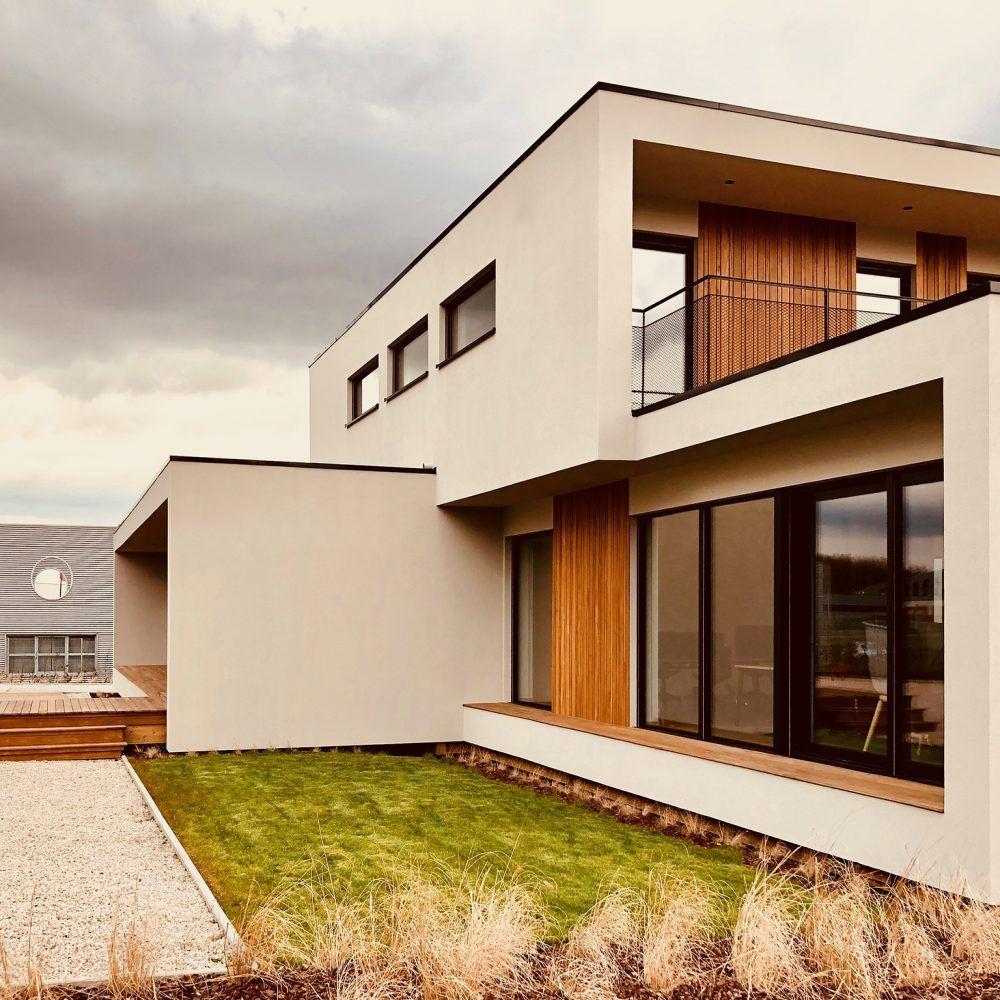 Bureaux Kr400 en Belgique (avec images) | Popup house, Maison ossature bois, Ossature bois