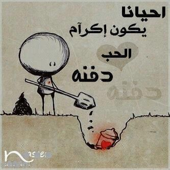 إكرام الحب دفنه Fun Quotes Funny Arabic Quotes Lovely Quote