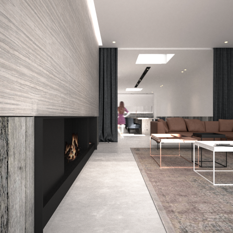 Woodstone Apartments: AD Office Interieurarchitect