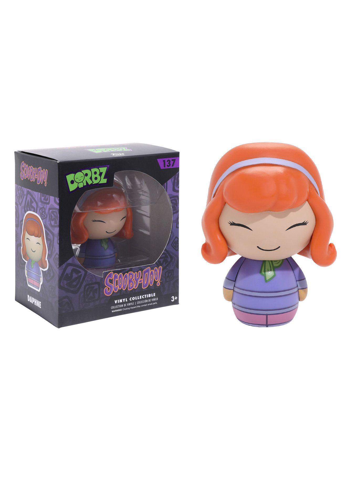 Funko Scooby-Doo Daphne Dorbz Vinyl Figure | Hot Topic