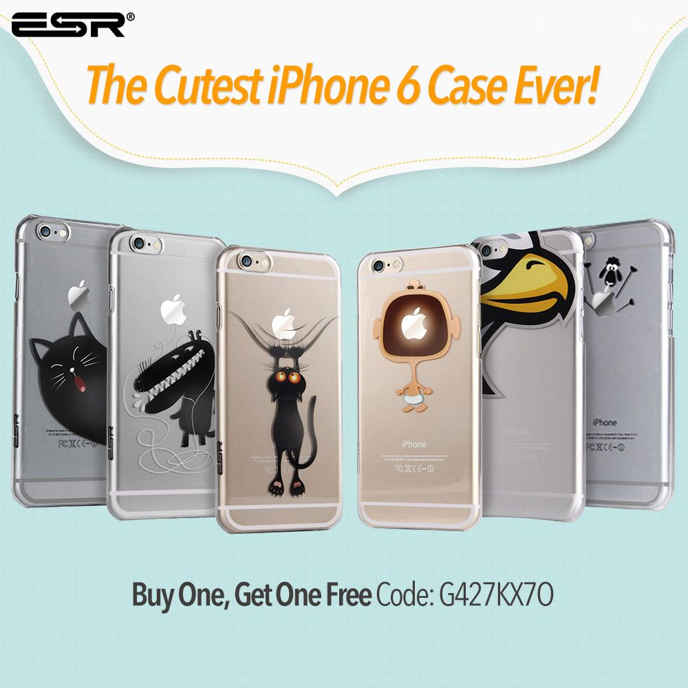 Amazon Uk Buy One Get One Free Code G427kx7o The Cutest Iphone 6 Case Ever Cute Iphone 6 Cases Iphone 6 Case Buy Iphone