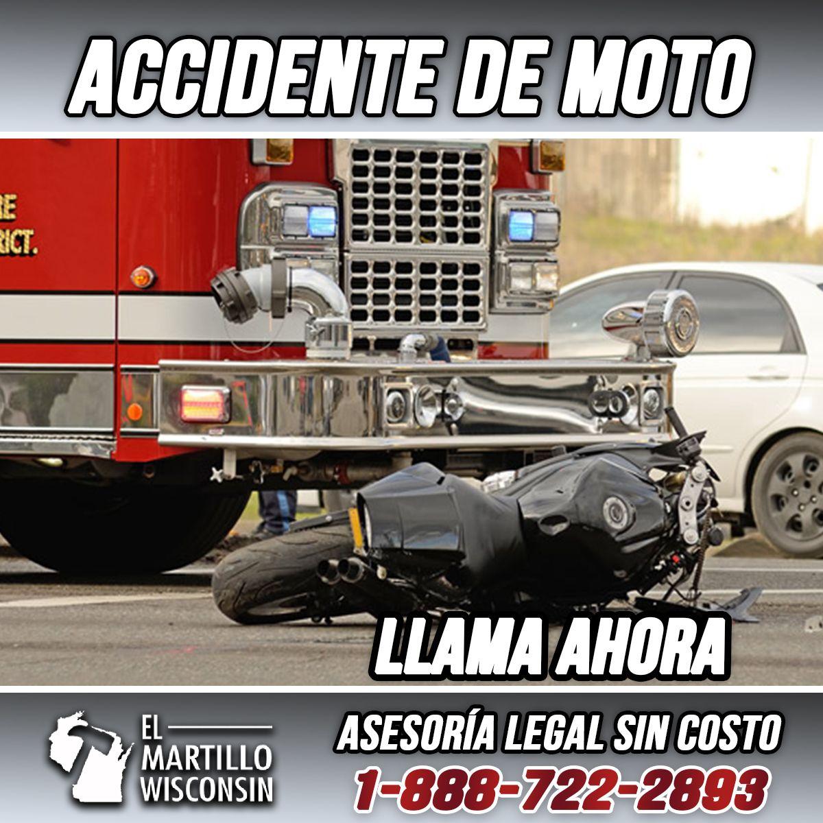 Abogados De Accidentes De Moto En Milwaukee Wi Milwaukee Wisconsin Asesoria Legal