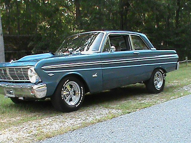 1965 Ford Falcon For Sale Manchester Tennessee Ford Falcon Ford Classic Cars Classic Cars Muscle