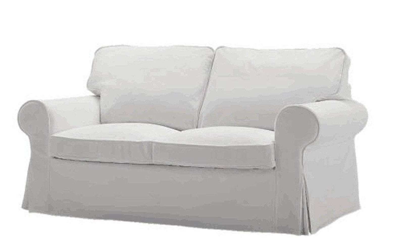 two seater sofa bed cover acieona reclining with drop down table ikea ektorp this