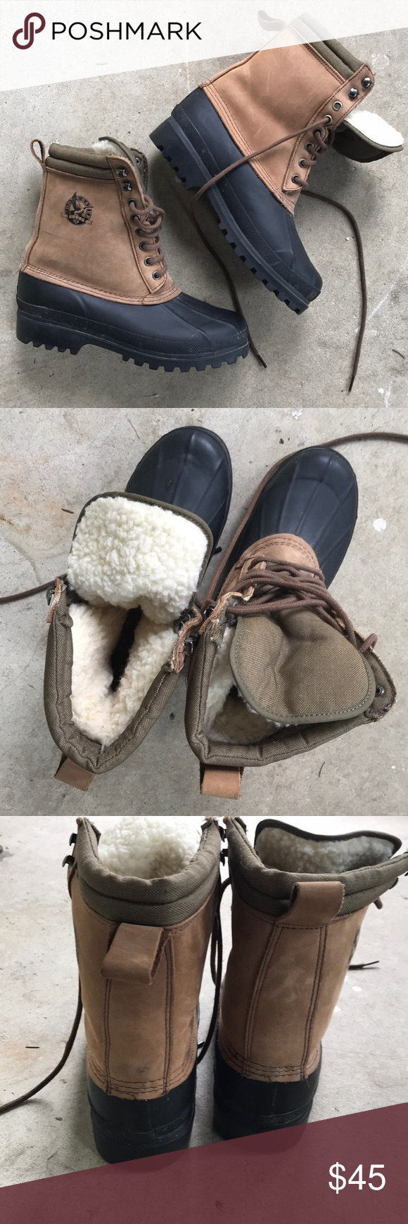 Eddie Bauer snow/rain boots (With images) Boots, Snow