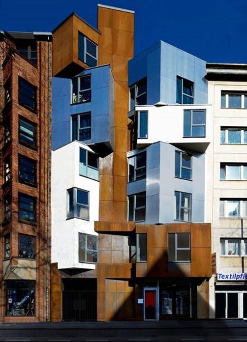 Architekten Köln gruhl und partner architekten köln fassade