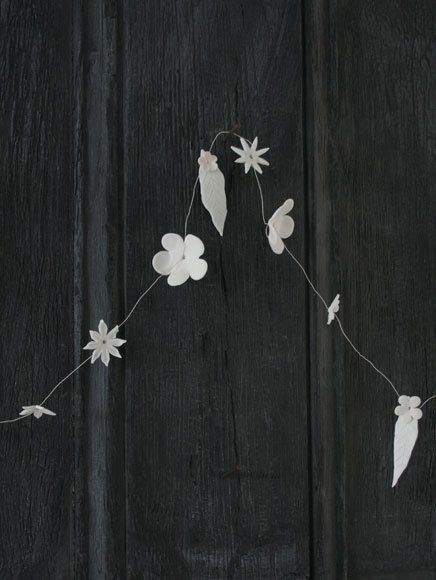 Dans Mon Jardin Secret Il Y A Guirlande Deco Mur Jardins