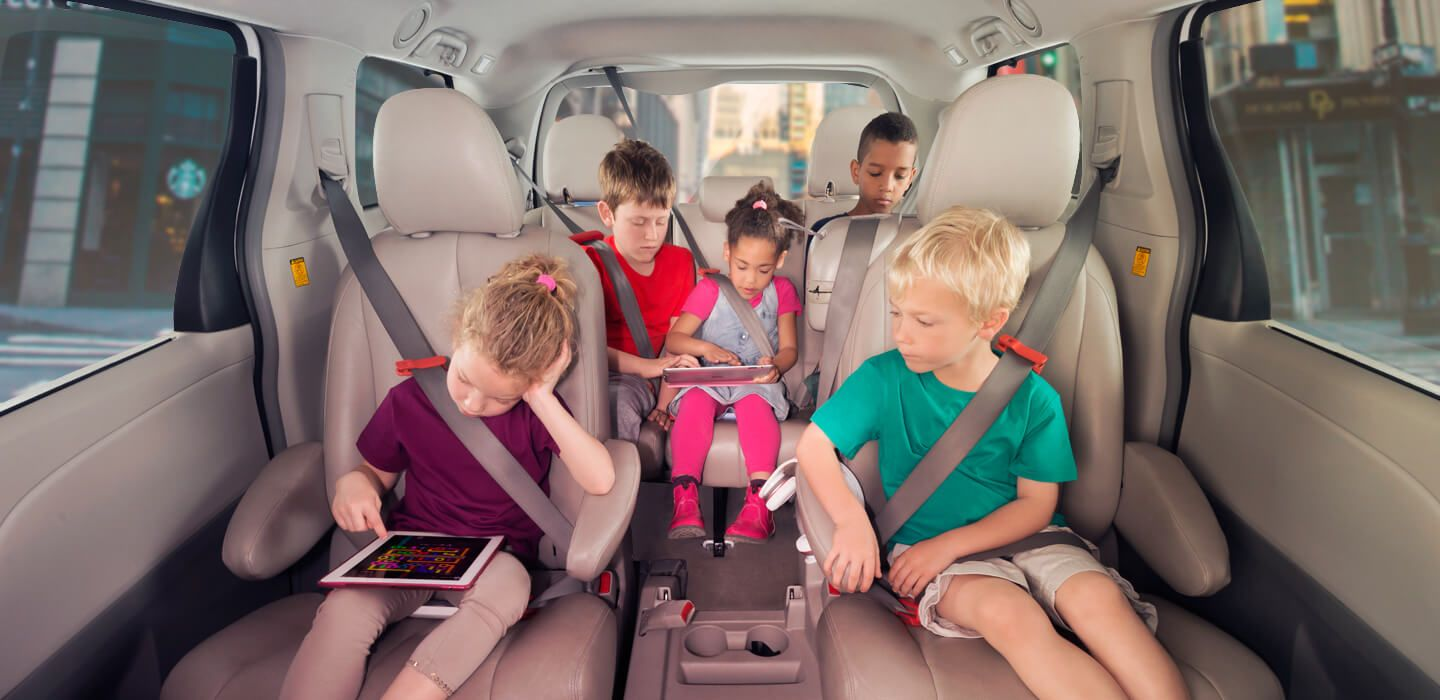 mifold puts the seatbelt at kid level no booster seat compliant with national