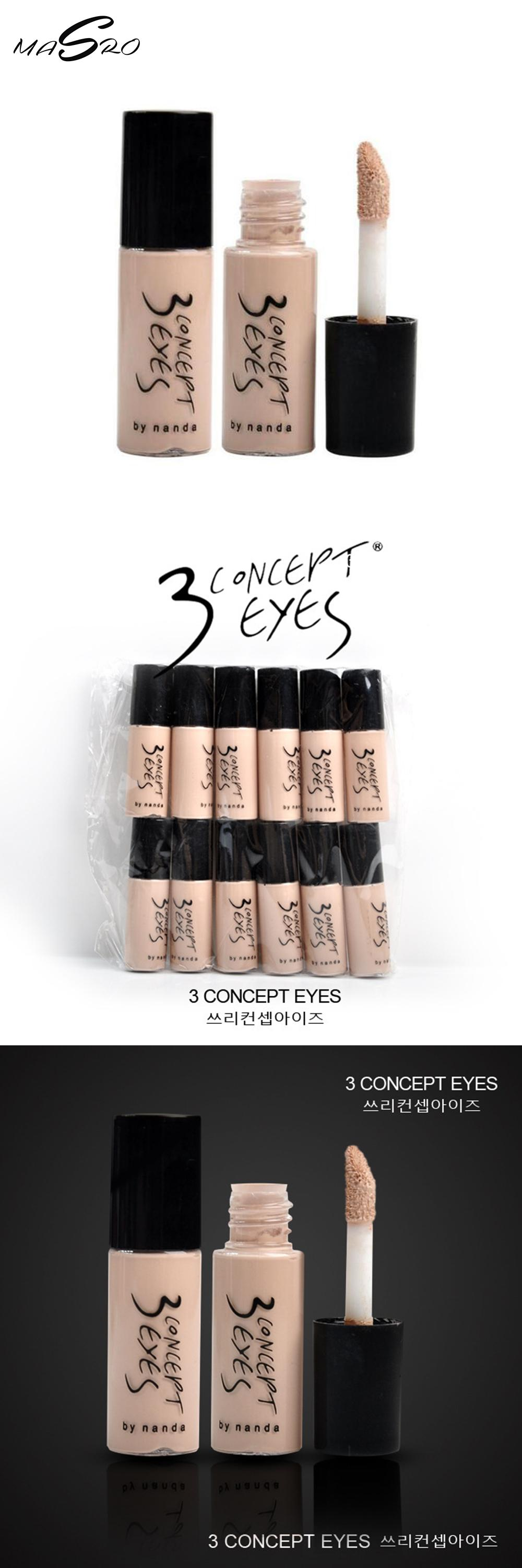 [Visit to Buy] Masro Makeup brand new 3 concept eyes full