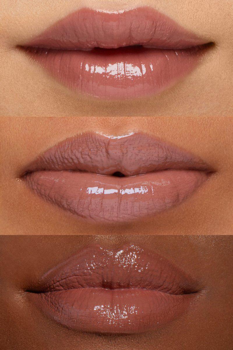 Ellarie X Colourpop Netta Mid Tone Pinky Beige Ultra Glossy Lip