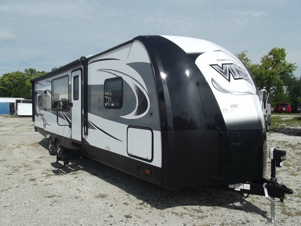 New 2017 Forest River Rv Vibe 268rks Travel Trailer At Specialty