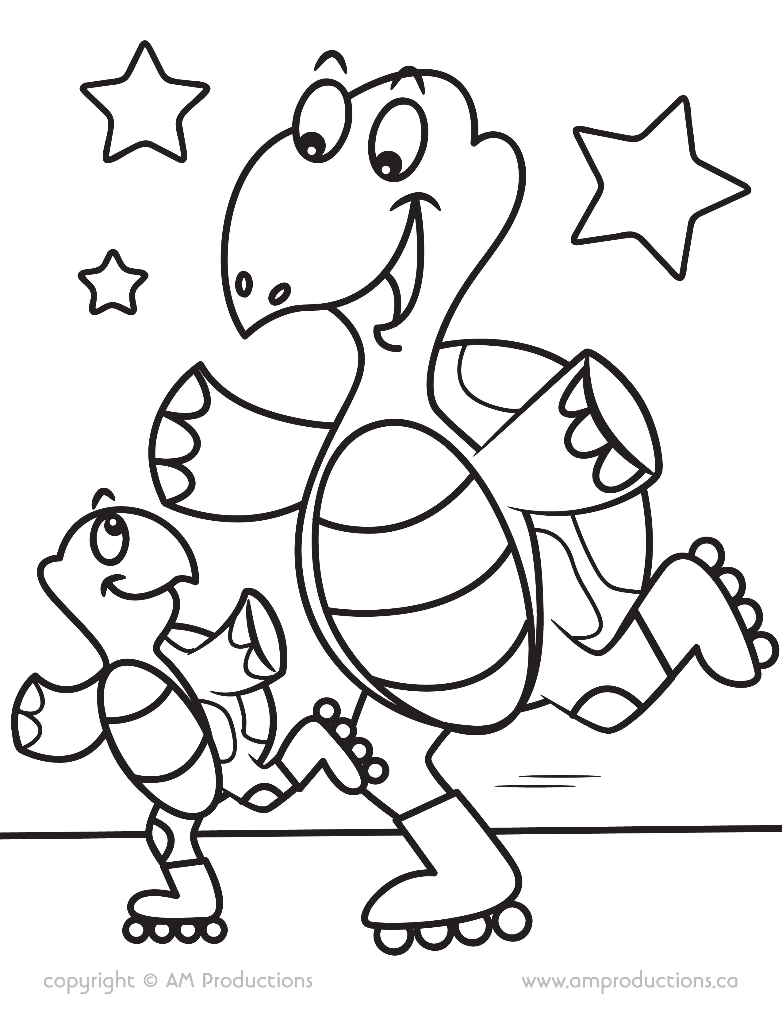 Color book download - A Page From Our Zoo Coloring Book Download It And Color Away Www