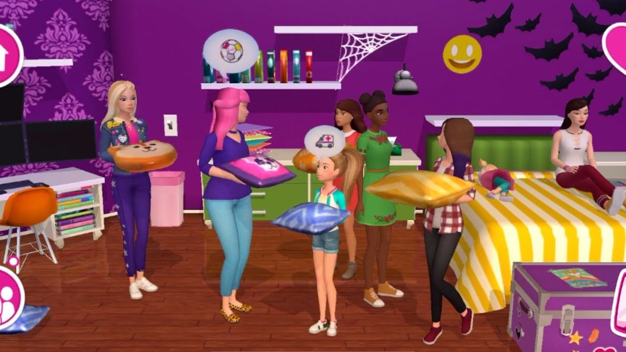 Barbie Dreamhouse Adventures Episode 45 Budge Studios Kids Games Barbie Barbiedoll Barbiedreamhouse Fun Games For Kids Games For Kids Games For Girls
