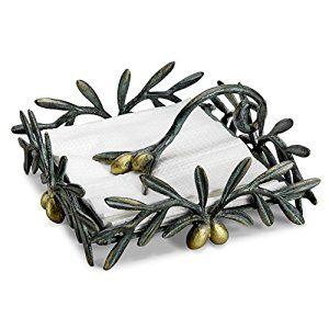 4bed7b12437e3 Amazon.com: Viridian Bay Sienna Collection Verona Napkin Holder ...