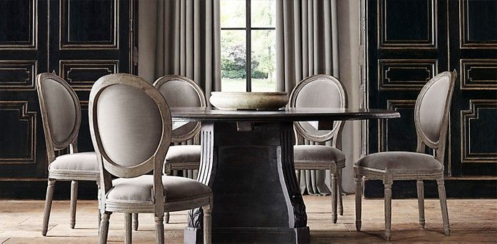 All Round Tables | Restoration Hardware