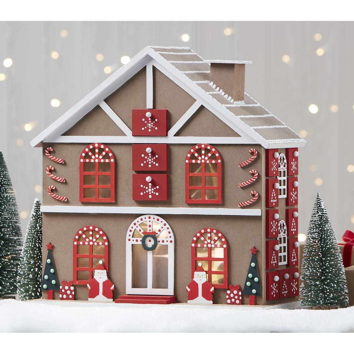 11+ Craft advent calendar uk ideas