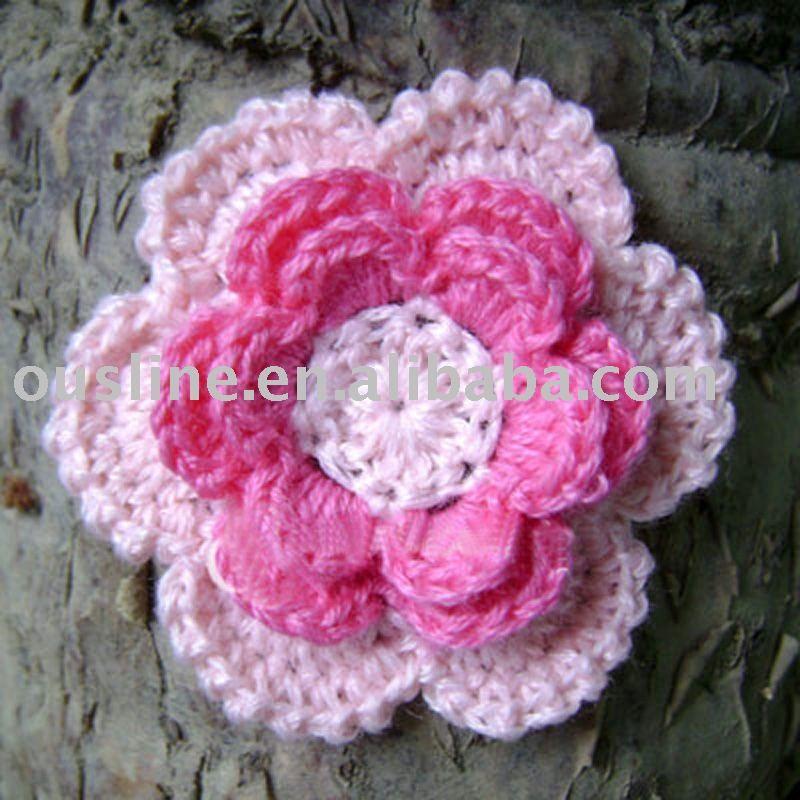 crochet flowers how to crochet learn how to crochet h keln pinterest. Black Bedroom Furniture Sets. Home Design Ideas