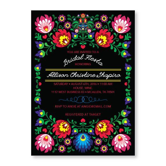 Image Result For Mexican Themed Quinceanera Invitations Quince