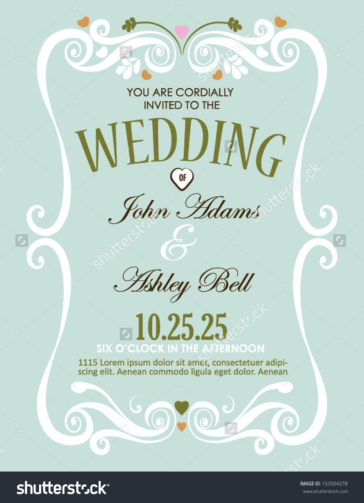Cool Create Easy Wedding Invitation Designs Free Templates