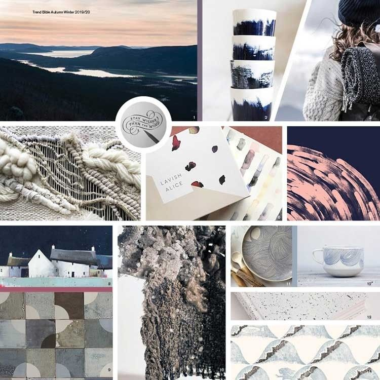 Trend Bible - Home & Interior Trends A/W 2019/2020 | C O L ...