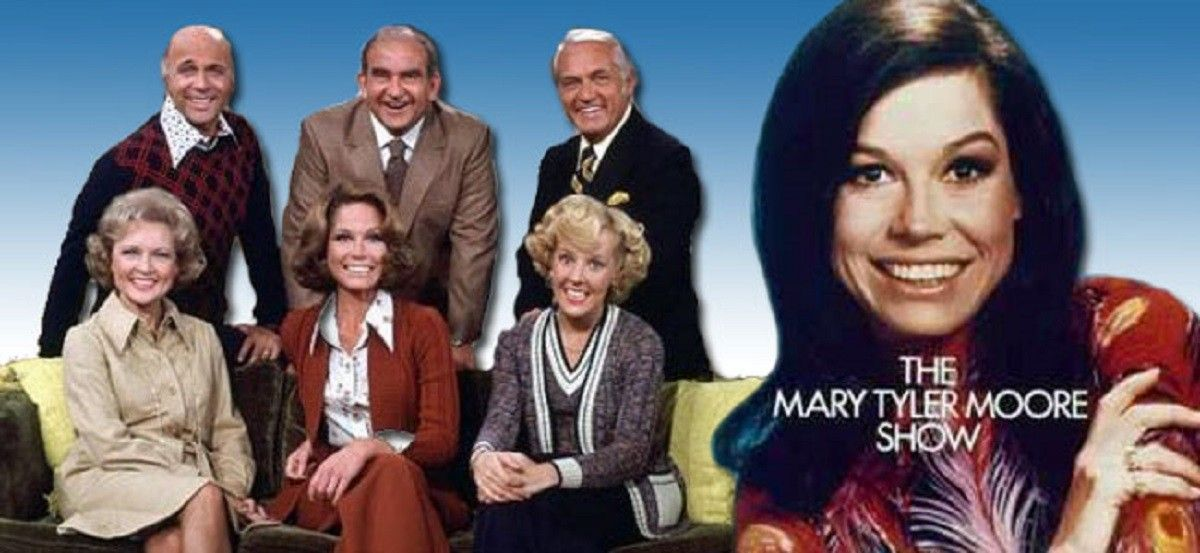 The Mary Tyler Moore Show broke boundaries by having the first ever non-married, independent career woman as its lead.